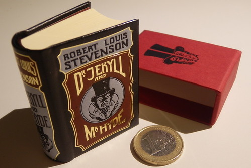 Dr. Jekyll and Mr. Hyde | Miniaturbuch | by suchosch