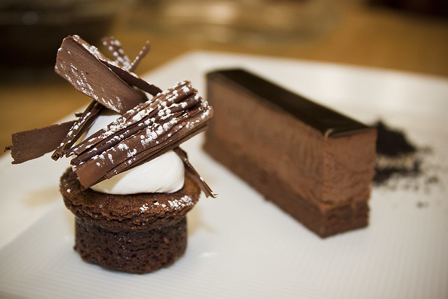 The 'Chocolate Trilogy'