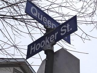 Where Queen and Hooker Meet