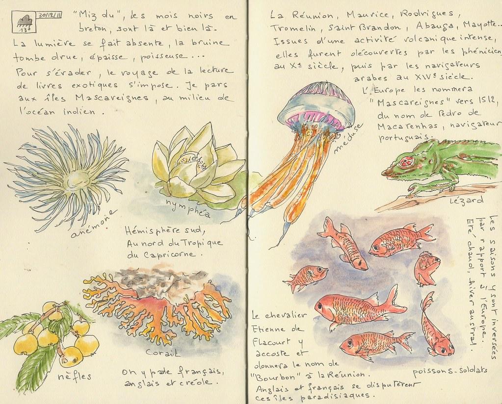 Sketchbook Miz Du C Miz Du The Black Months In Breton