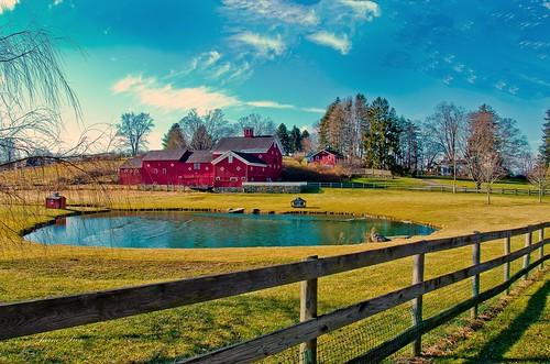 barn pond farm scenic nationalgeographic