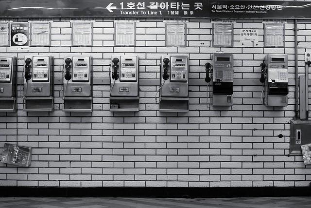 Seoul calling