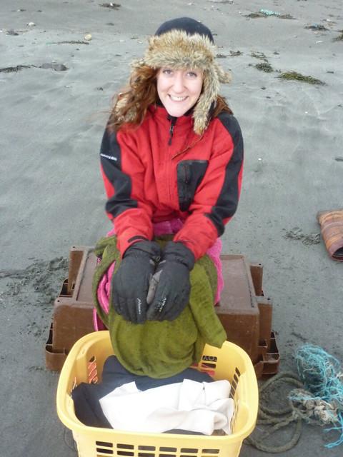 Isle of Eigg New Year's Day Swim 4