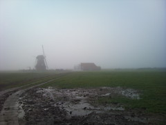 Mist and mill