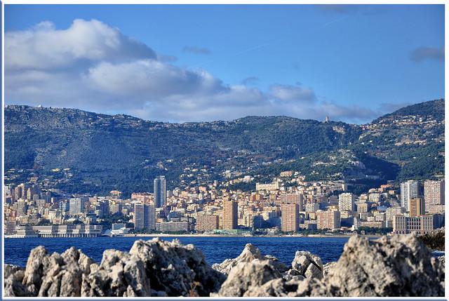 Front de mer - Principauté de Monaco