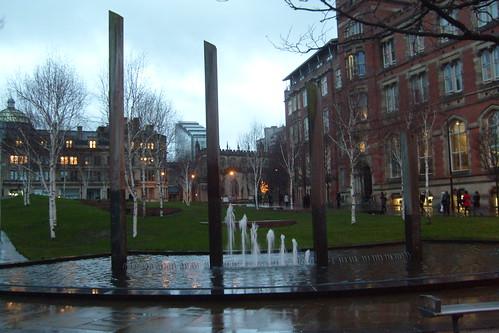 Manchester in Winter, 2012 | by Robert Burrell Donkin