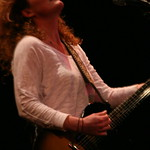 Mon, 16/01/2012 - 9:43pm - A great show for WFUV Marquee Members and Kathleen Edwards fans, right before the release of 'Voyageur.' January, 2012. Photo by Laura Fedele