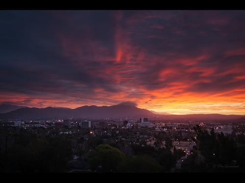 california usa downtown riverside united mount states rubidoux muzzlehatch