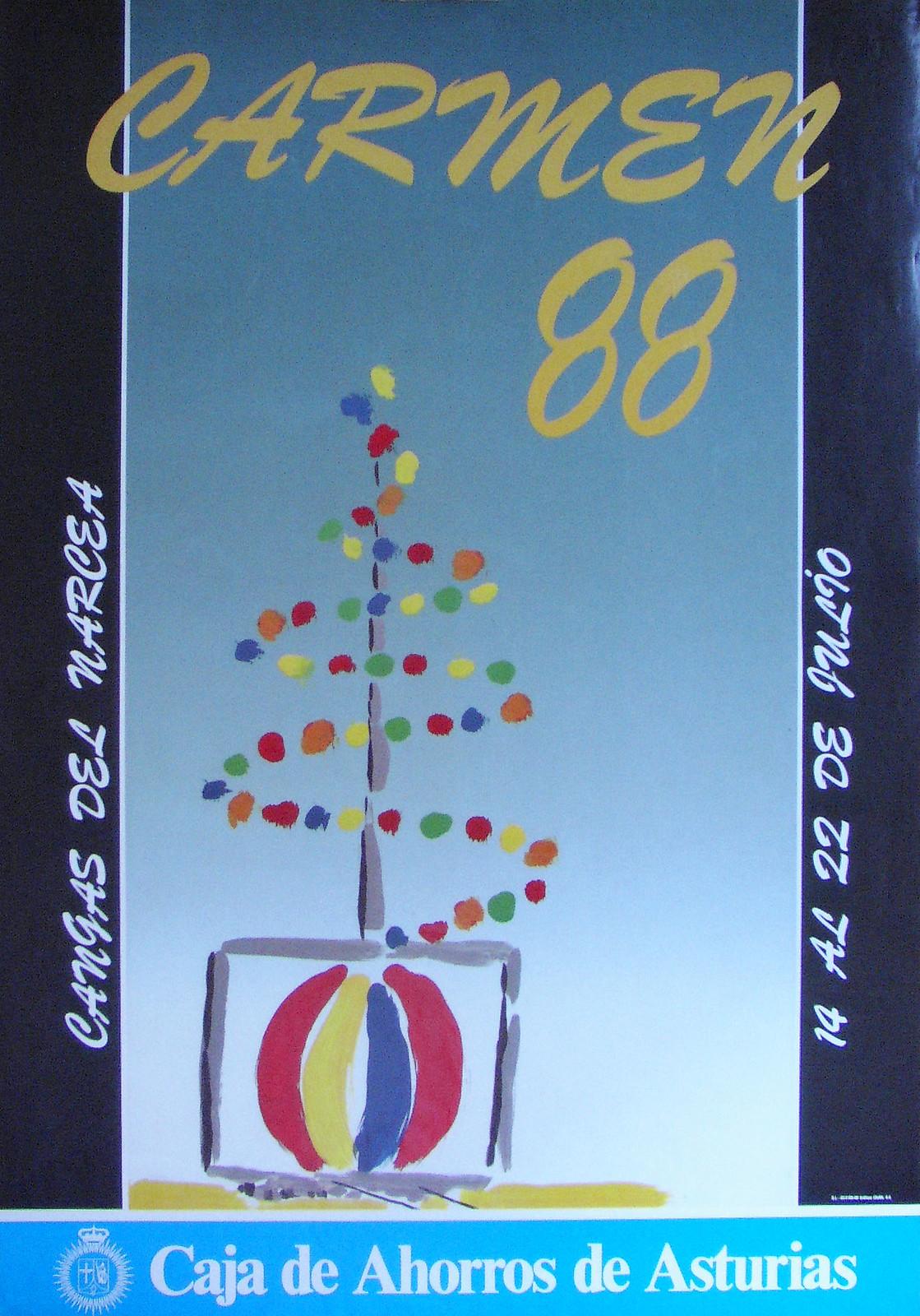 Cartel 1988