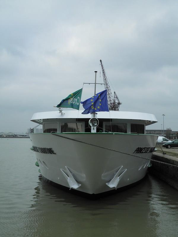 Proue - Princesse d'Aquitaine - Bordeaux - P2011134