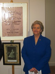 Mary Hatcher at Centenary of Song of Australia