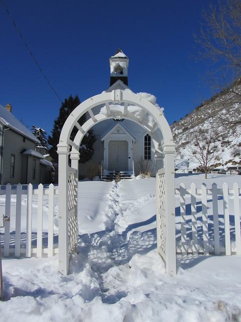 Path to Church