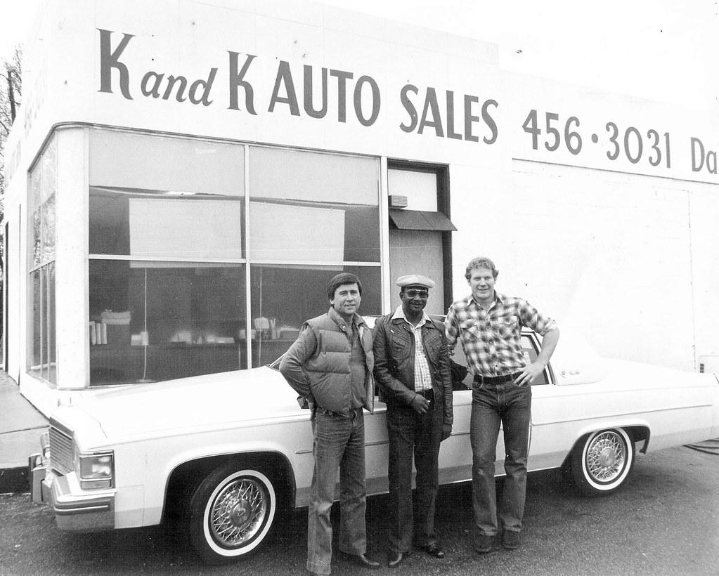 Kk Auto Sales >> Bill K Larry Tim Kerr Of K K Auto Sales Cornell Road Flickr