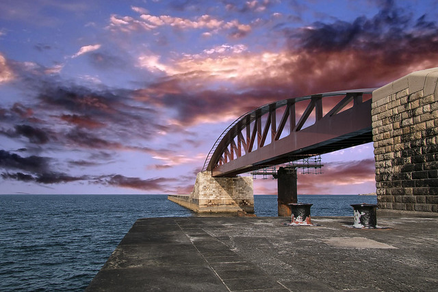 St. Elmo Bridge