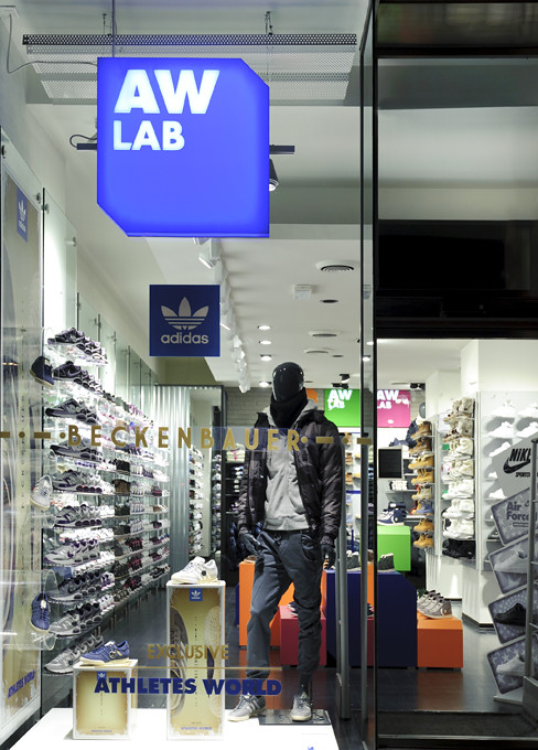 adidas abbigliamento aw lab