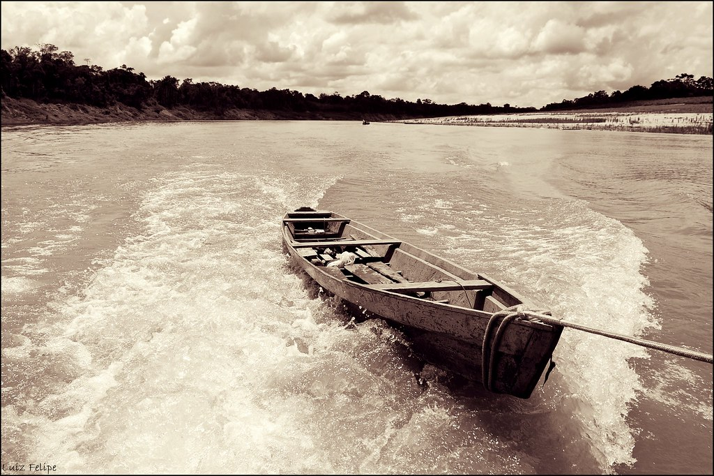 Across the Amazon