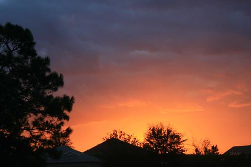 sky usa nature clouds sunrise beverlyhills citruscounty