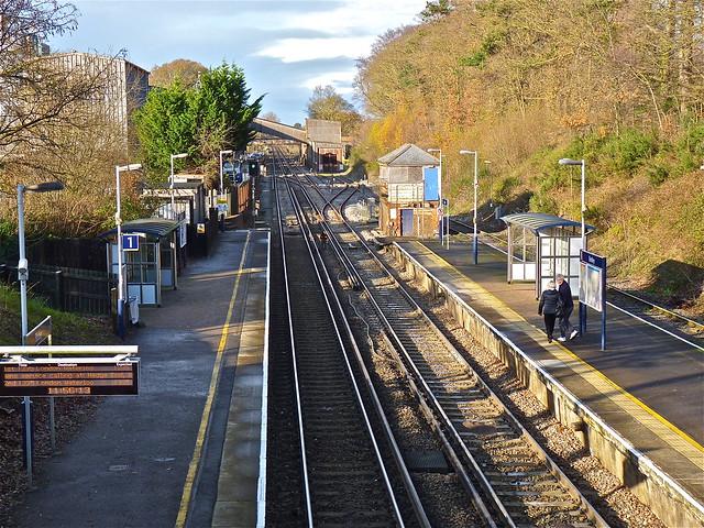 Botley Station