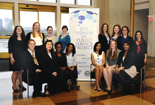 The Women in Public Service Project - Group Shot