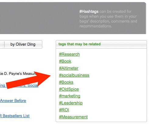 Public hashtag page - 3