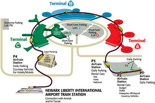 ewr map terminal a Ewr Airport Car Ewr Terminal Map Newark Airport Limo Servi Flickr ewr map terminal a