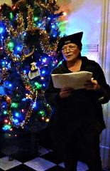 Carol Singing at Princes Park Mansions, 2011 (5)