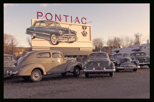 Pontiac for 1951! | by In Memoriam: Michael Paul Smith