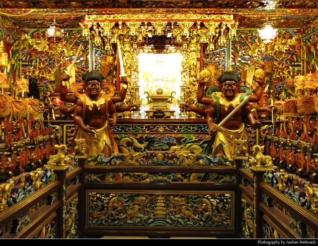 Mazu Temple, Lugang, Taiwan