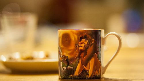 A Lion King mug | by Jonne Naarala