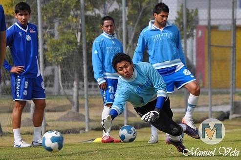 DSC_0002 Puebla FC entreno en el Deportivo La Noria previo al encuentro de la J4 del TC2012 vs Jaguares de Chiapas por Mv Fotografía Profesional / www.pueblaexpres.com