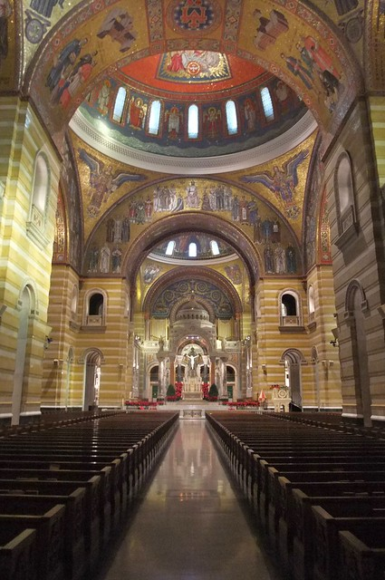 New Cathedral Basilica of St. Louis, St. Louis, MO