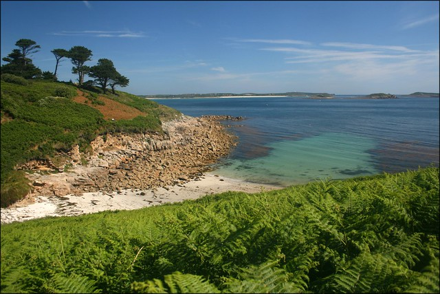 Watermill Cove, St Marys, Isles of Scilly