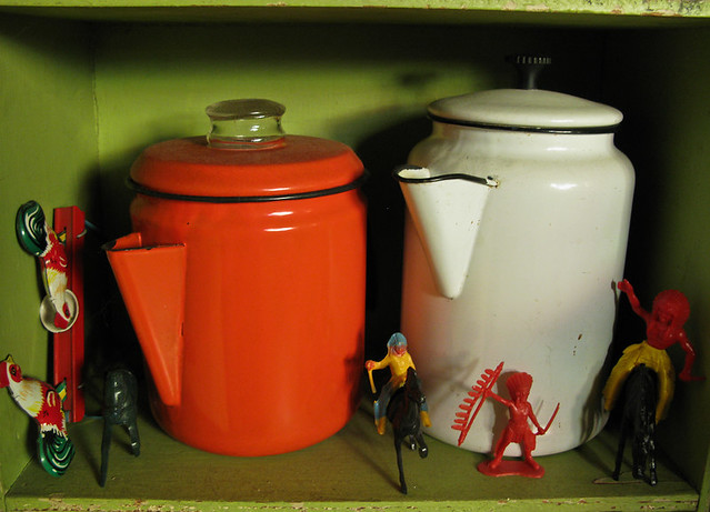 Coffeepots and Indians
