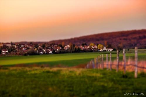 Petit village du Vexin 2
