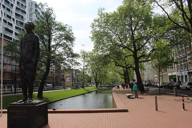 Kruisplein en Westersingel