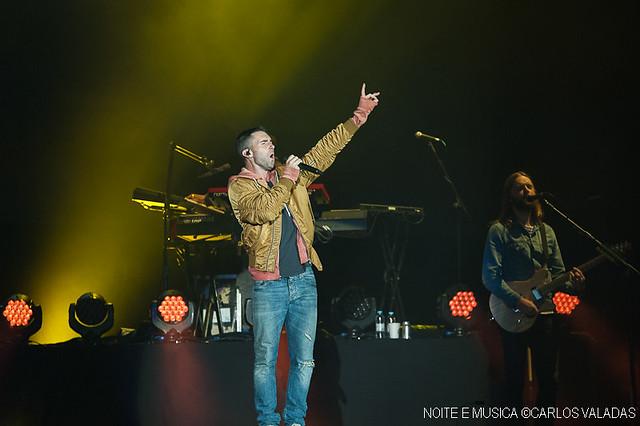 Maroon 5 - Rock in Rio Lisboa '16