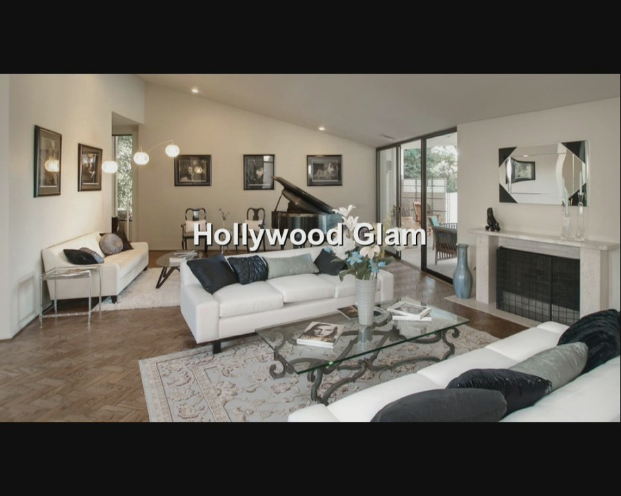 Contemporary Home Staging in Santa Barbara