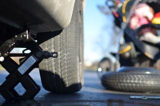 Tire Change | by Michael Kappel