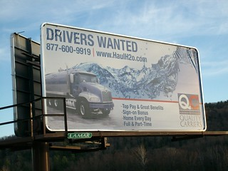 Drivers Wanted | by Terry Gipson For NY