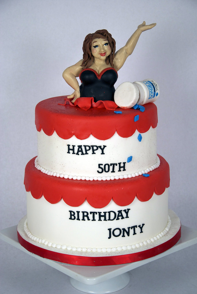 Cool Bc4007 50Th Birthday Cake Toronto A Comical 50Th Birthda Flickr Funny Birthday Cards Online Fluifree Goldxyz