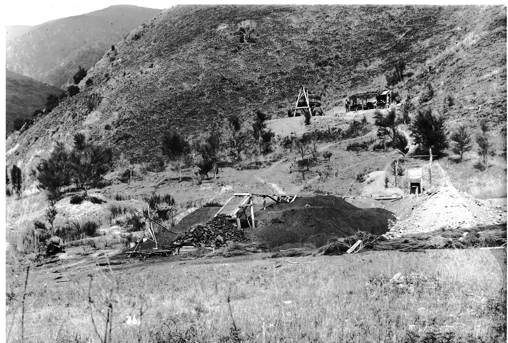 EnnerGlyn Mine View c1896