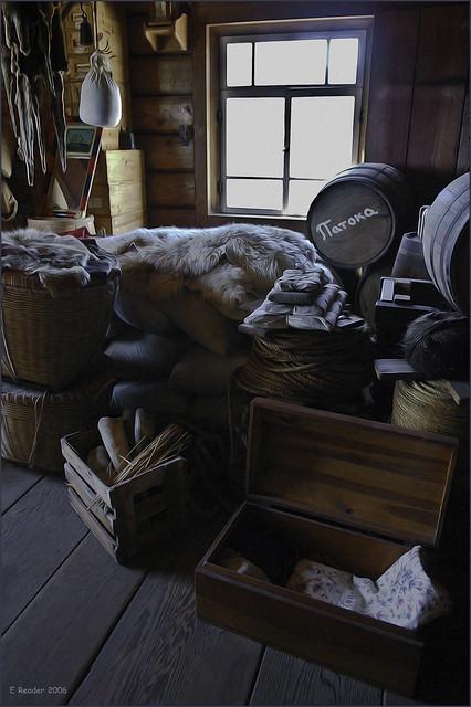 Fort Ross Trading Room #2
