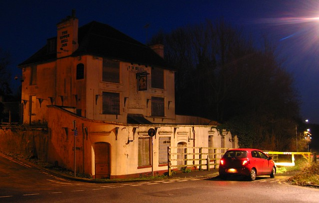 former Upper Bell, Bluebell Hill, Kent