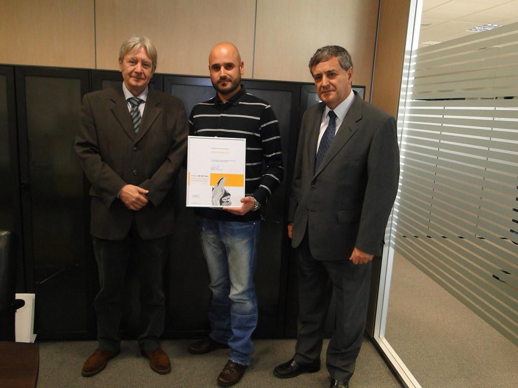 EMTE Service recibe por cuarto año el premio MC Mutual de