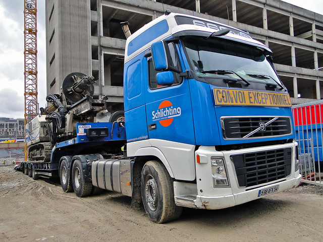 Volvo 660 FH16