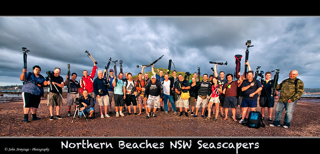 Northern Beaches Seascapers