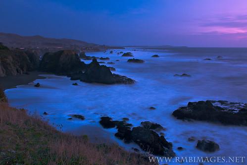 california longexposure mountains beach grass canon rocks waves cliffs pacificocean sonomacoast rmbimages