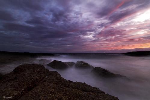 water sunrise bay pier rocks hill catherine coal loader sigma1020 canon7d dorcam16