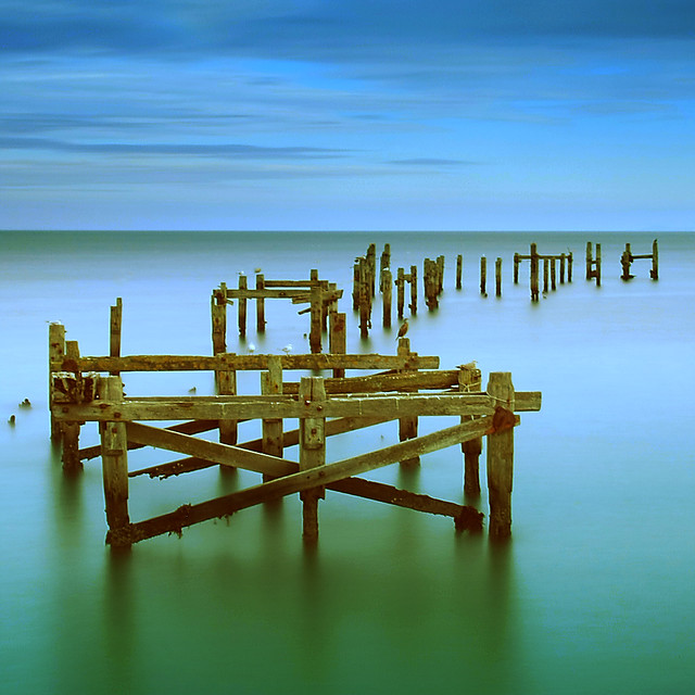 Once a pier