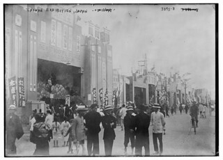 """Taiwan Exhibition, Japan, """"Midway"""" (LOC)"""